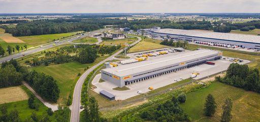 Nowe inwestycje przy S8 w Emilianowie