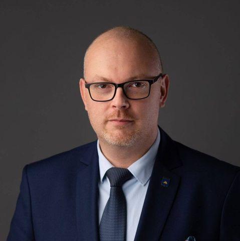 Zastępca Burmistrza Krzysztof Dobrzyniecki.jpeg